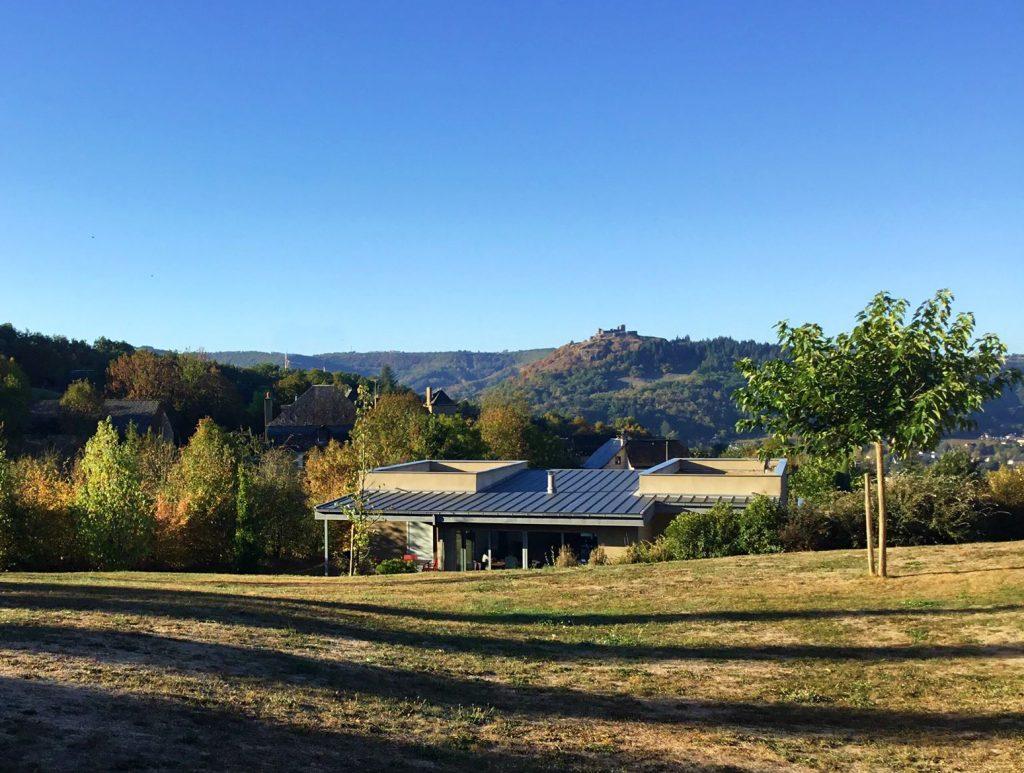 Villas Labro uitzicht