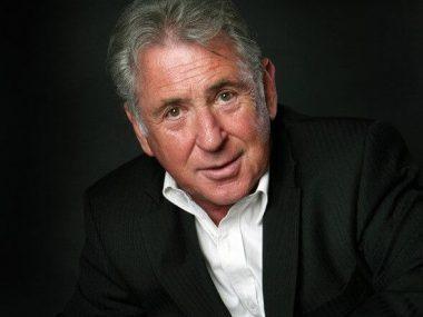 Acteur en zanger Johny Voners