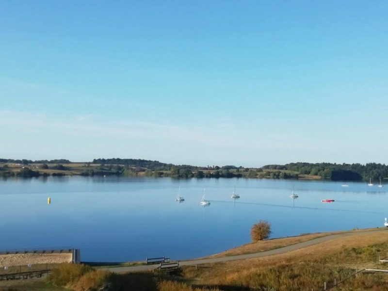 Lac La Plate Taille