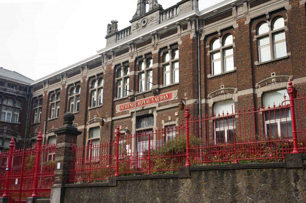 Charleroi streetview