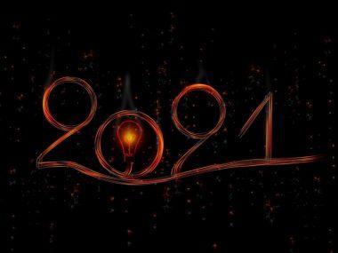 Dag klotejaar 2020, welkom 2021